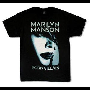 Marilyn Manson tee shirt